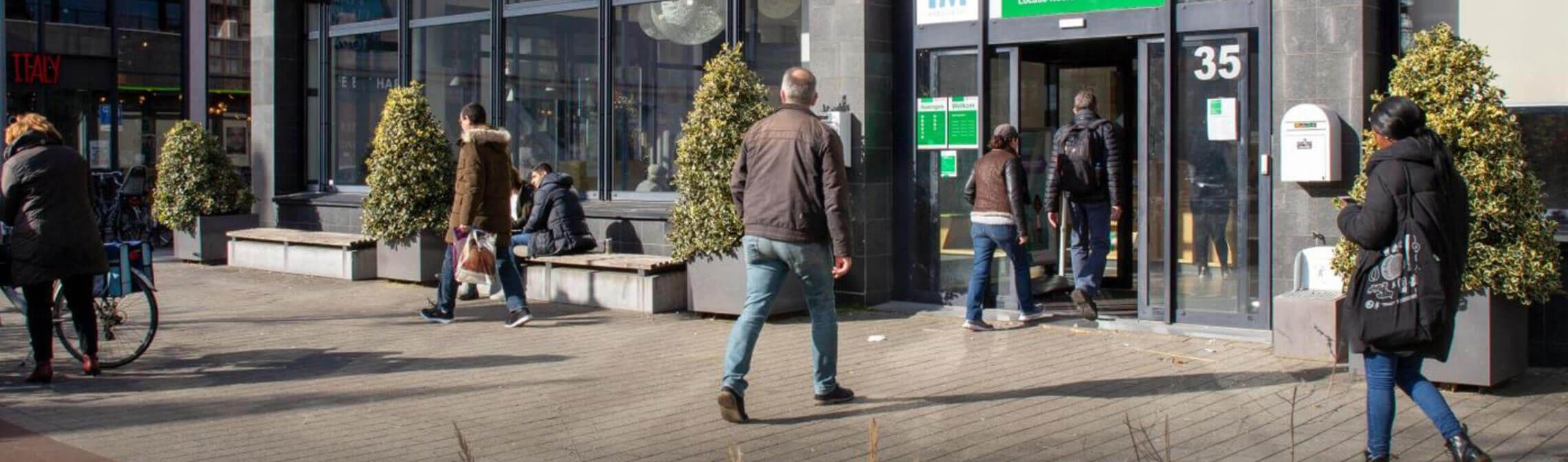 Gemeente Rotterdam Noord Header
