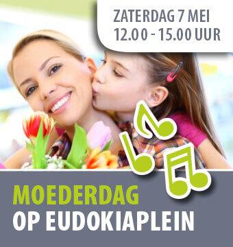 Moederdag Eudokiaplein