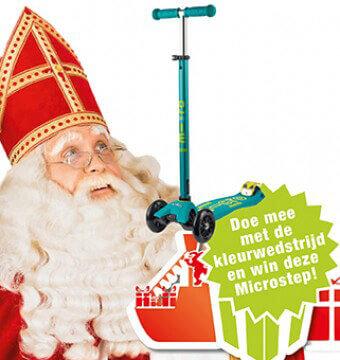 Sinterklaas Microstep