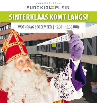 Sinterklaas Eudokiaplein