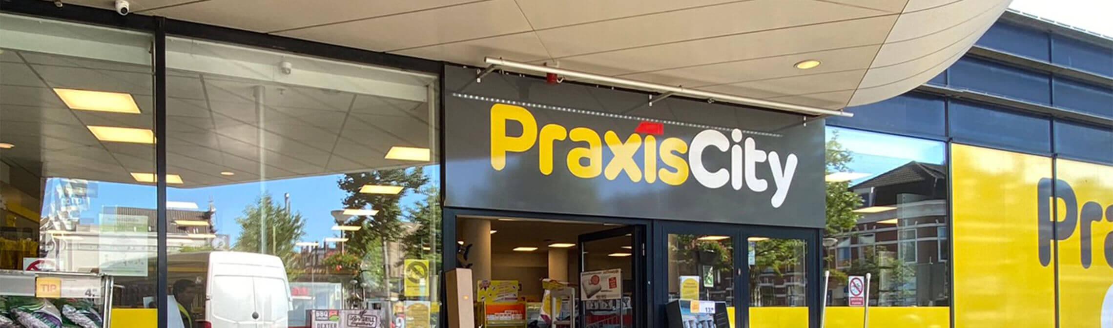 Praxis City Header