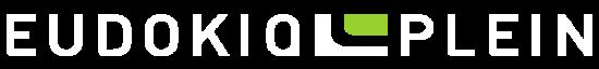 eudokiaplein_white_logo